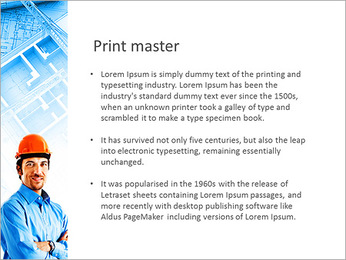 Construtor Profissional Modelos de apresentações PowerPoint - Slide 76