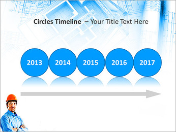 Construtor Profissional Modelos de apresentações PowerPoint - Slide 9