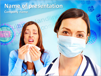 Doctor's Patient PowerPoint Template