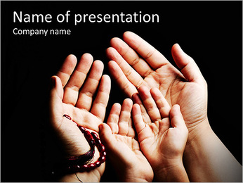 Prey PowerPoint Template