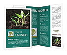 Green Sprouts Brochure Templates