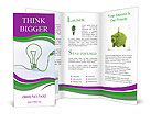 Green Electricity Brochure Templates