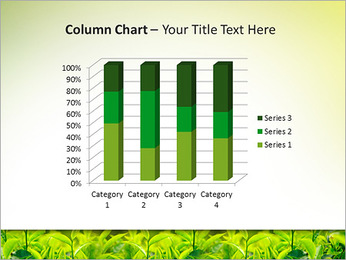 Plantes en plein soleil Modèles des présentations  PowerPoint - Diapositives 30