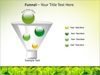 Plantes en plein soleil Modèles des présentations  PowerPoint - Diapositives 43