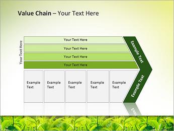 Plantes en plein soleil Modèles des présentations  PowerPoint - Diapositives 7