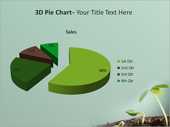 Plante dans le sol Modèles des présentations  PowerPoint - Diapositives 15