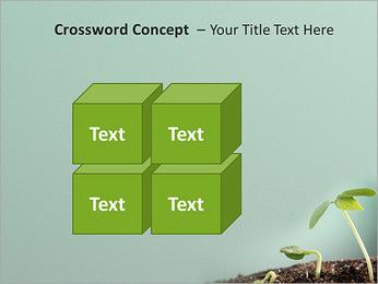 Plante dans le sol Modèles des présentations  PowerPoint - Diapositives 19