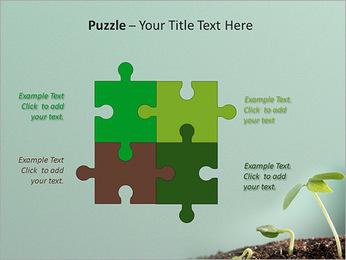 Plante dans le sol Modèles des présentations  PowerPoint - Diapositives 23