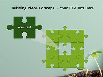 Plante dans le sol Modèles des présentations  PowerPoint - Diapositives 25