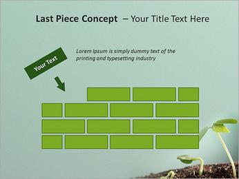 Plante dans le sol Modèles des présentations  PowerPoint - Diapositives 26