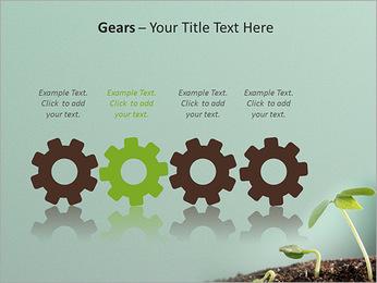 Plante dans le sol Modèles des présentations  PowerPoint - Diapositives 28