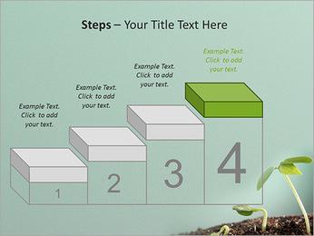 Plante dans le sol Modèles des présentations  PowerPoint - Diapositives 44