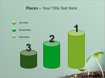 Plante dans le sol Modèles des présentations  PowerPoint - Diapositives 45