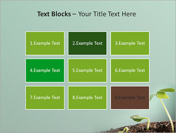 Plante dans le sol Modèles des présentations  PowerPoint - Diapositives 48