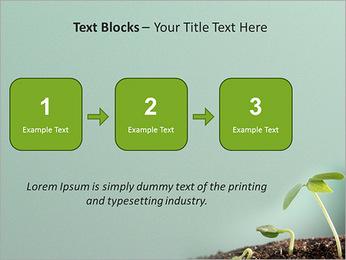 Plante dans le sol Modèles des présentations  PowerPoint - Diapositives 51