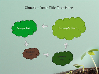 Plante dans le sol Modèles des présentations  PowerPoint - Diapositives 52
