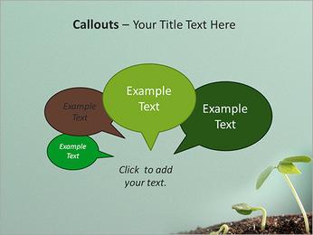Plante dans le sol Modèles des présentations  PowerPoint - Diapositives 53
