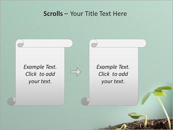 Plante dans le sol Modèles des présentations  PowerPoint - Diapositives 54
