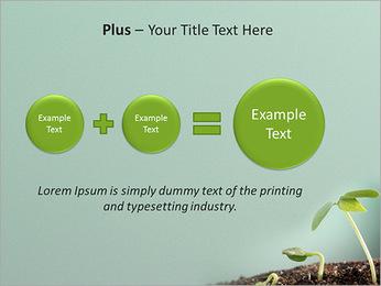 Plante dans le sol Modèles des présentations  PowerPoint - Diapositives 55
