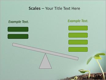 Plante dans le sol Modèles des présentations  PowerPoint - Diapositives 69