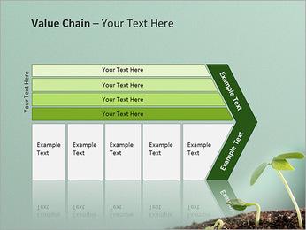 Plante dans le sol Modèles des présentations  PowerPoint - Diapositives 7
