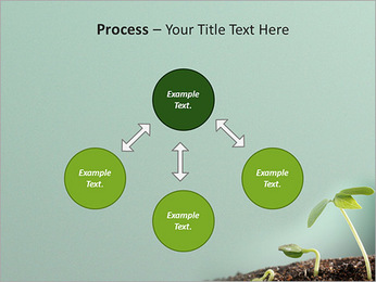 Plante dans le sol Modèles des présentations  PowerPoint - Diapositives 71