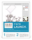 Mutual Work Flyer Template