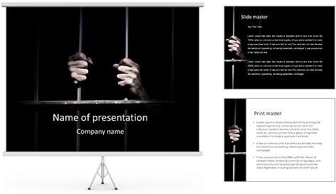 Free powerpoint templates prison ketoprakketek free powerpoint template toneelgroepblik Gallery