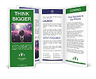 Singing For Fans Brochure Templates