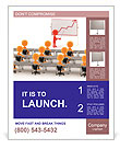 Business Seminar Poster Templates