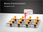 Business Seminar PowerPoint šablony