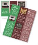 Stylish Interior Design Newsletter Templates