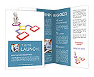 Position In the Organisation Brochure Templates