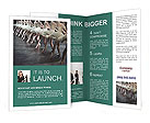 Ballet Performance Brochure Templates