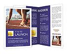 Professional Sportsman Brochure Templates