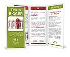 Group Leader Brochure Templates