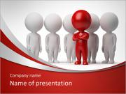 Group Leader PowerPoint Templates