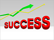 Success PPT Diagrams & Charts