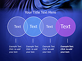 Blue Atlas Animated PowerPoint Template - Slide 10