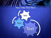 Blue Atlas Animated PowerPoint Template - Slide 16