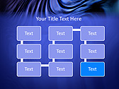 Blue Atlas Animated PowerPoint Template - Slide 26