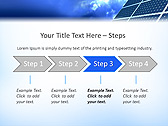 Huge Solar Panel Animated PowerPoint Template - Slide 3