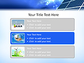 Huge Solar Panel Animated PowerPoint Template - Slide 8