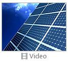 Huge Solar Panel Video