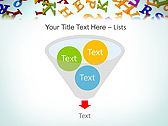 Different Letters Animated PowerPoint Templates - Slide 24