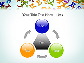 Different Letters Animated PowerPoint Templates - Slide 5