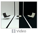 Black And White Chairs Video
