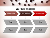 Chocolate Dйcor Animated PowerPoint Template - Slide 25
