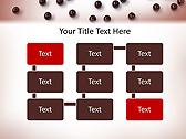 Chocolate Dйcor Animated PowerPoint Template - Slide 26