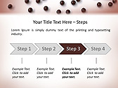 Chocolate Dйcor Animated PowerPoint Template - Slide 3